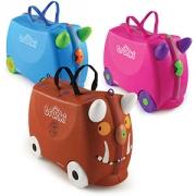 6. Детские чемоданы